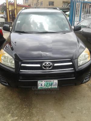 Toyota RAV4 2010 2.5 Limited Black   Cars for sale in Lagos State, Ifako-Ijaiye