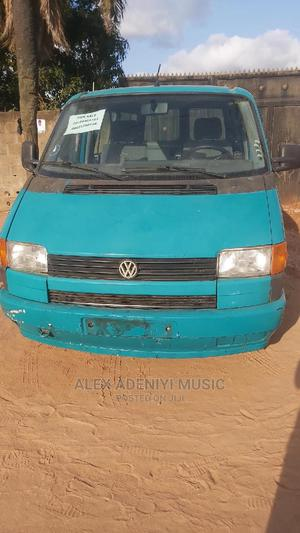 Volkswagen Transporter 1998 Green   Cars for sale in Lagos State, Egbe Idimu