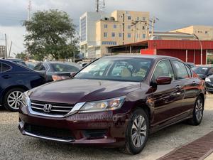 Honda Accord 2015 Red | Cars for sale in Abuja (FCT) State, Jahi
