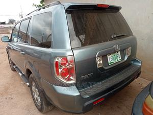 Honda Pilot 2007 Blue | Cars for sale in Lagos State, Agege