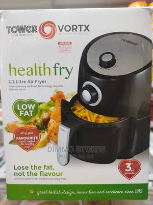 Tower 2.2L Air Fryer | Kitchen Appliances for sale in Ogun State, Abeokuta South