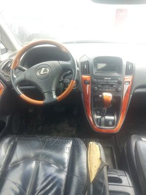 Lexus RX 2002 300 2WD Silver | Cars for sale in Lagos State, Ojo