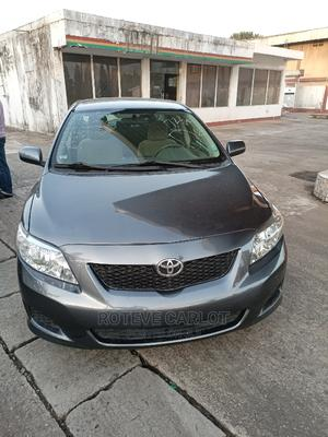 Toyota Corolla 2010 Gray | Cars for sale in Lagos State, Abule Egba