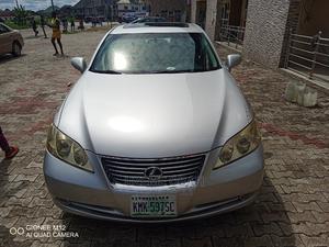 Lexus ES 2008 350 Silver | Cars for sale in Bayelsa State, Yenagoa