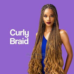 Curly Braids | Hair Beauty for sale in Enugu State, Enugu