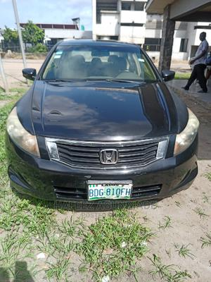 Honda Accord 2009 2.4 Black | Cars for sale in Lagos State, Surulere