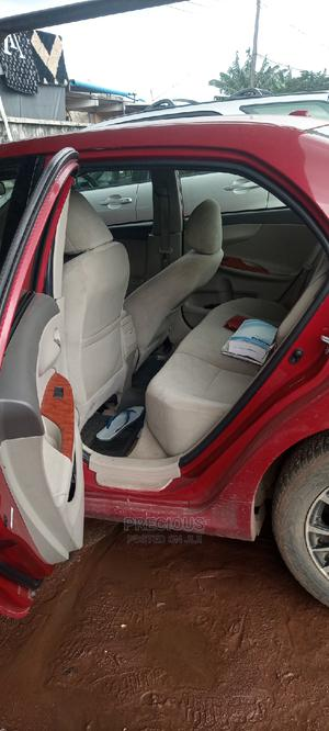 Toyota Corolla 2010 Red | Cars for sale in Edo State, Benin City