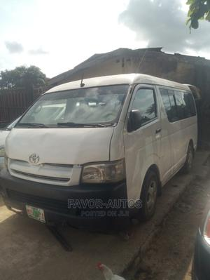 Toyota Hilux 2009 2.0 Vvt-i White | Buses & Microbuses for sale in Lagos State, Ojo