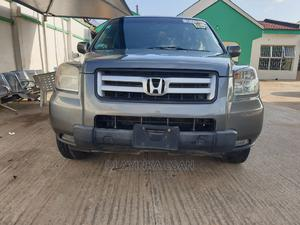 Honda Pilot 2008 EX-L 4x2 (3.5L 6cyl 5A) Green | Cars for sale in Lagos State, Alimosho