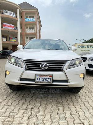 Lexus RX 2013 350 AWD White | Cars for sale in Abuja (FCT) State, Gwarinpa
