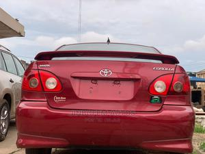 Toyota Corolla 2005 LE Red | Cars for sale in Oyo State, Ibadan