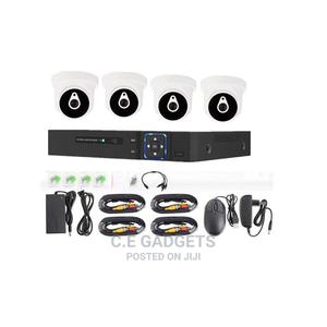 4 Channel DVR With Full D1 DVR CCTV Combo Kit   Security & Surveillance for sale in Lagos State, Ojo
