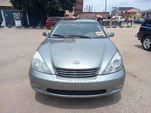 Lexus ES 2003 300 Green | Cars for sale in Lagos State, Alimosho