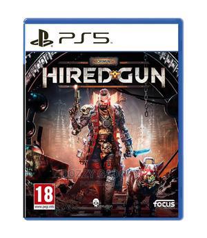 Ps5 Necromunda – Hired Gun | Video Games for sale in Lagos State, Ikeja