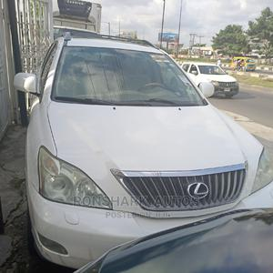 Lexus RX 2007 350 White | Cars for sale in Lagos State, Isolo