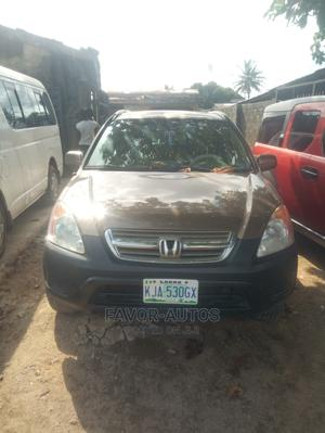 Honda CR-V 2004 2.0i ES Automatic Gold | Cars for sale in Lagos State, Ojo