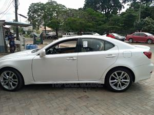 Lexus IS 2007 White | Cars for sale in Lagos State, Ojodu