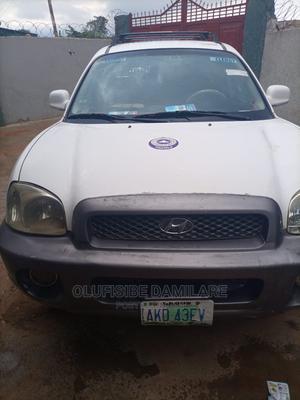 Hyundai Santa Fe 2005 White | Cars for sale in Ogun State, Ewekoro