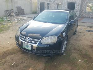 Volkswagen Jetta 2007 1.6 Automatic Black | Cars for sale in Lagos State, Alimosho