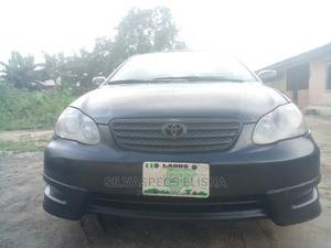 Toyota Corolla 2007 Black   Cars for sale in Akwa Ibom State, Uyo