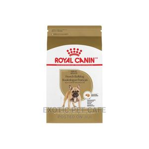 Royal Canin French Bulldog Adult Dry Dog Food 3kg | Pet's Accessories for sale in Lagos State, Lekki