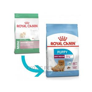 Royal Canin Mini Indoor (For Puppy) | Pet's Accessories for sale in Lagos State, Lekki