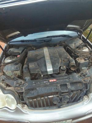 Mercedes-Benz C240 2004 Silver | Cars for sale in Oyo State, Ido