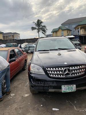 Mercedes-Benz M Class 2008 ML 350 4Matic Black | Cars for sale in Rivers State, Port-Harcourt