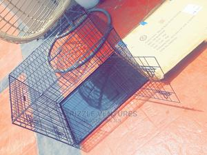 Dog Cage Collapsible (Brand - Ellie-Bo) | Pet's Accessories for sale in Lagos State, Magodo
