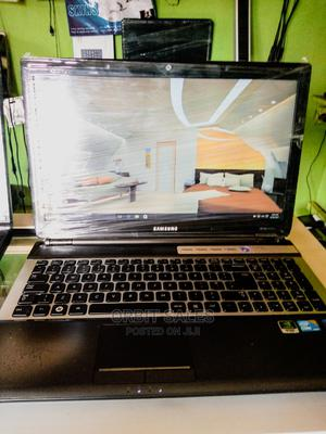 Laptop Samsung R510 8GB Intel Core i7 HDD 500GB   Laptops & Computers for sale in Lagos State, Alimosho