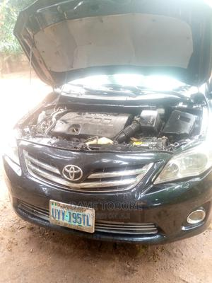 Toyota Corolla 2010 Black | Cars for sale in Edo State, Benin City