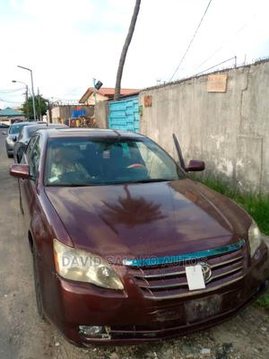 Toyota Avalon 2006 Limited Red | Cars for sale in Lagos State, Surulere