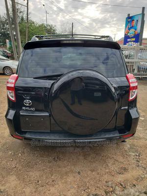 Toyota RAV4 2011 2.5 Black | Cars for sale in Lagos State, Ikeja