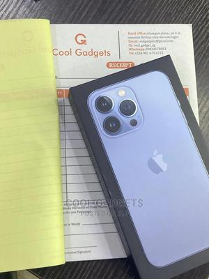 New Apple iPhone 13 Pro 128 GB Blue   Mobile Phones for sale in Lagos State, Ikorodu