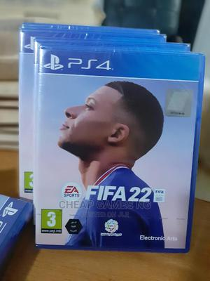 Ea Sports FIFA 22 Ps4   Video Games for sale in Lagos State, Agege