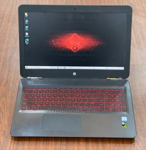 Laptop HP Omen 15 8GB Intel Core I7 1T | Laptops & Computers for sale in Lagos State, Ikeja