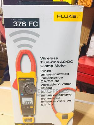 Fluke 376fc Wireless True-Rms AC/DC Clamp Meter   Measuring & Layout Tools for sale in Lagos State, Ajah