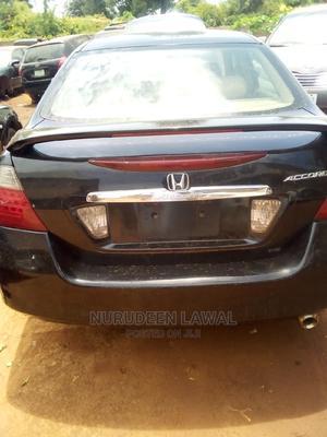 Honda Accord 2005 2.0 Comfort Automatic Black | Cars for sale in Kaduna State, Zaria