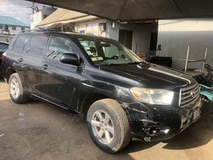 Toyota Highlander 2008 Black | Cars for sale in Lagos State, Agege