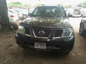 Nissan Pathfinder 2007 LE 4x4 Black   Cars for sale in Lagos State, Ikeja