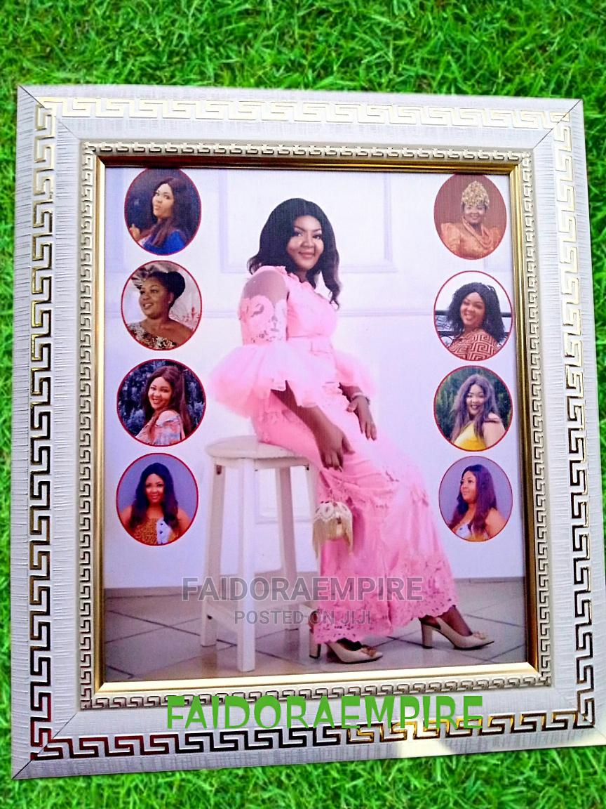 Classy and Beautiful Picture Frame Enlargement