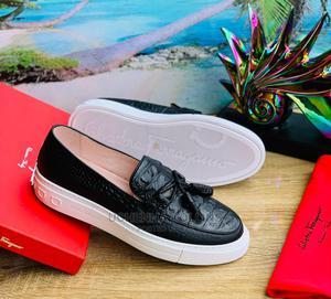 Original Salvatore Ferragamo Flat Shoes | Shoes for sale in Lagos State, Surulere