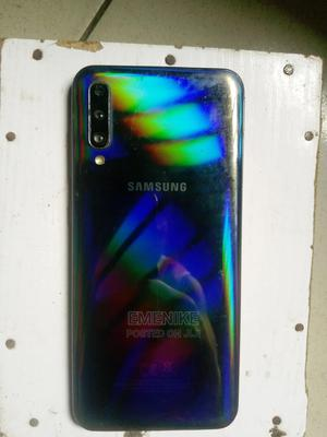 Samsung Galaxy A50 128 GB Blue | Mobile Phones for sale in Imo State, Owerri