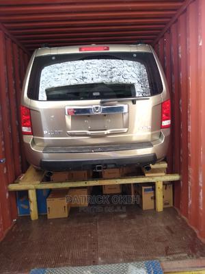 Honda Pilot 2011 Brown | Cars for sale in Lagos State, Amuwo-Odofin