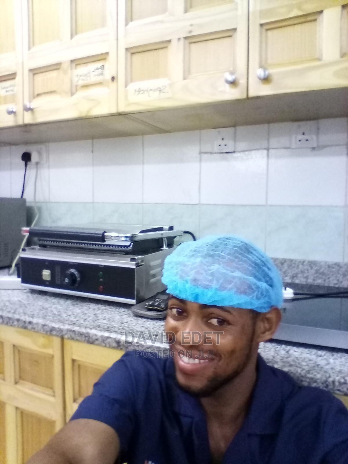 Chef David | Restaurant & Bar CVs for sale in Asokoro, Abuja (FCT) State, Nigeria
