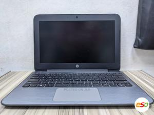 Laptop HP Stream 11 4GB Intel SSD 60GB   Laptops & Computers for sale in Lagos State, Ikeja