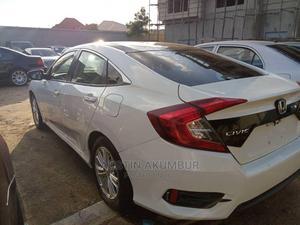 Honda Civic 2018 White | Cars for sale in Abuja (FCT) State, Jabi
