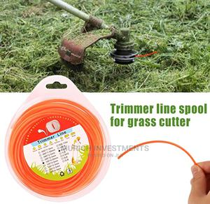 2.4mmx50m Trimmer Line Whipper Cord Wire Brush Cutter   Farm Machinery & Equipment for sale in Lagos State, Lagos Island (Eko)