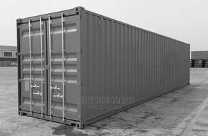 40FT Gray Storage Container | Manufacturing Equipment for sale in Sokoto State, Binji