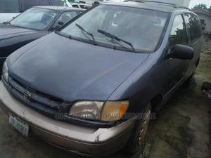 Toyota Sienna 2000 LE & 1 Hatch Blue | Cars for sale in Rivers State, Port-Harcourt